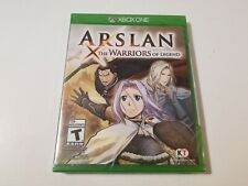 Arslan: The Warriors of Legend (Microsoft Xbox One, 2016) BRAND NEW FREE SHIP