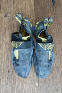 La Sportiva climbing shoes uk 8