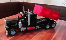 Recipe instruction TRUCK Peter immagine 8285 autocostruzione pezzo unico MOC LEGO Technic