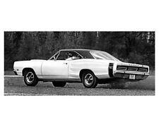 1969 Dodge Coronet RT Automobile Photo Poster zub3987-ZU3HQA