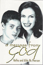 NEW A Message from God by Retha McPherson
