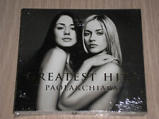 PAOLA & CHIARA - GREATEST HITS - RARO CD + DVD SIGILLATO (SEALED)