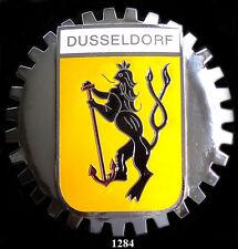 CAR  GRILLE  BADGES - GERMANY(DUSSELDORF)