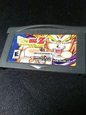 Dragonball Z Dragon Ball Z Legacy of Goku Game Boy Advance GBA GBC Nintendo