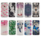 Lot Patterned Silicone Soft TPU Ultra Thin Phone Case Cover For Samsung Galaxy