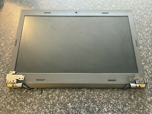 """Lenovo ThinkPad L450 14"""" Complete Screen Assembly Lid Cables Webcam Hinges Bezel"""