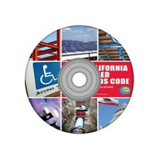 2016 California Title 24 Building & Residential Codes all 12 parts 2018 updates