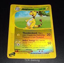 Ampharos 1/147 Aquapolis E Reader Set REVERSE HOLO Pokemon Card NEAR MINT
