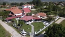 Haus Wohnwagen Griechenland