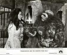HAMMER HORROR PETER CUSHING FRANKENSTEIN AND THE MONSTER FROM HELL ORIG #8