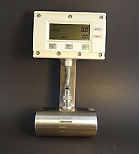 Contrec 202di20 Programmable With Apollo Stainless Rn3 Axial Turbine Flowmeter