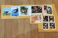 10 X UNFRANKED CANADIAN STAMPS FROM LATE 1990s/2000