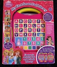 Disney Princess: My First Smart Pad Electronic Activity Pad & 8-Book Library NIB