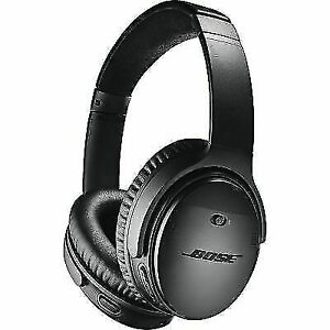 Bose QuietComfort 35 Series II Wireless Headphones - Black