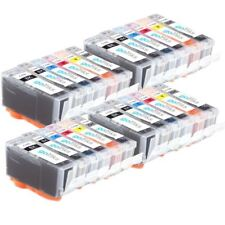 24 Ink Cartridges (6 Set) for Canon PIXMA MG8170 & MG8250