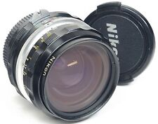 NIKON F 28mm 3.5 Pre Ai Nikkor-H