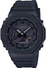 Casio G-Shock GA-2100-1A1 Carbono Core Protector Negro Analogico Reloj Digital