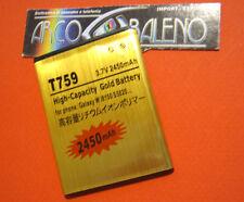 Batteria 2450Mah PER SAMSUNG GALAXY WONDER W GT i8150 POTENZIATA MAGGIORATA