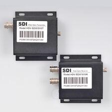 HD-SDI a FC la modalità Multi Convertitore in fibra ottica ad anello 2 KM adattatore trasmettere ricevere