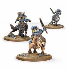 Thunderwolf Cavalry Painted Figure Warhammer 40k Pre-Sale | Art Level