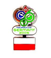 "SPORT Pin / Pins - FIFA WM 2006 ""POLEN"""