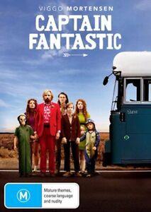 Captain Fantastic DVD
