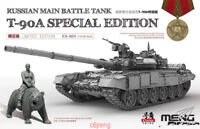 Meng Model 1/35 ES-005  T-90A Special Edition Russian Main Battle Tank Limited