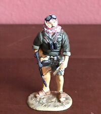 King and Country SAS  British Desert Commando Soldier, WWII