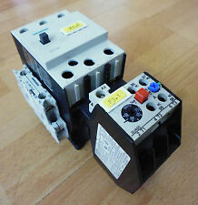 Leistungsschütz Schütz Siemens 3TF4422-0A 3UA5500-2D 3TY7561-A1 3TY7561-B1 45A