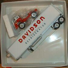 Davidson Refrigerator Nostalgia '02 Winross Truck