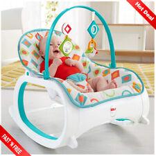 ce596903e6a Baby Boy Bouncer Rocker Chair Seat Newborn Infant Toddler Bunting Vibration