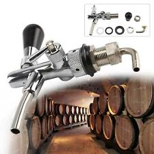 More details for beer tap intertap flow control stainless steel faucet shank g5/8 thread tap kit