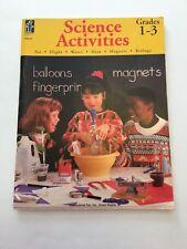 Science Fair Projects Grade 1-3 Instructional Fair Homeschool Teacher Experiment