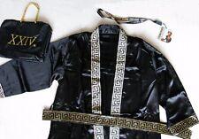 BRUNO MARS 2017 VIP Merchandise Set Includes: Satin Robe Belt and Bag – Laminate