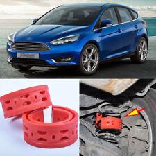 2pcs Rear Air Suspension Shock Bumper Spring Coil Cushion Buffer For Ford Focus