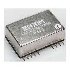 1 x recom dc-dc convertisseur REC3 -2412 drwz/H2/A/M/SMD, numéro d'identification du véhicule 9-36V dc, vout ± 12V dc