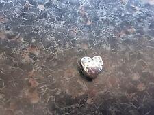 Pandora S925 ALE Sparkle Love Heart Charm