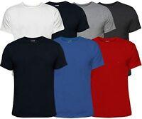 Mens 2, 5, 7& 10 lot Multi Pack Plain Basic Cotton Casual  Gym T- Shirt Top