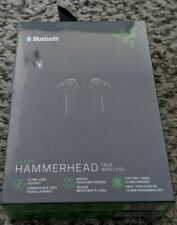 Razer Hammerhead True Wireless Earbuds Bluetooth Headset Earphones Black TWS