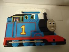 TAKE ALONG N PLAY THOMAS THE TANK ENGINE and FRIENDS TRAIN STORAGE & CARRY CASE