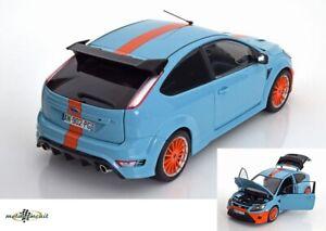 Ford Focus Rs GT40 Hommage le Mans 1:18 Minichamps Diecast