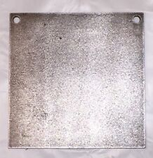 """AR500 Steel Target Square Gong 3/8"""" X 12"""""""