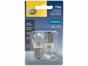 For 2017 Kia Niro Turn Signal Light Bulb Rear Hella 99925PK FE