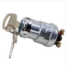 12V Car Motorcycle Bike Boat Universal Ignition Key Switch Barrel