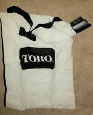 Toro Cloth Vacuum Leaf Zippered Sack