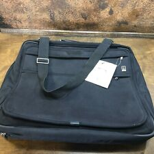 New Travelpro Deluxe Luggage Crew  Bi-fold Carry-on Garment Bag  Suitcase Black