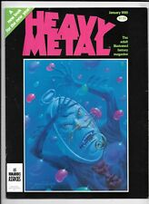 Heavy Metal Magazine Vol 3 #9 January 1980 Suydam Corben King FN/VF 1977 Series