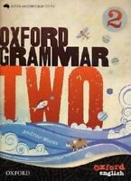 NEW Oxford Grammar 2: For Australian Schools by Andrew Woods Paperback Free Post
