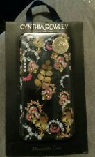 Cynthia Rowley iPhone 6/6s Case Skinny Wrap (Black/Multi Color)