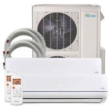 48000 BTU Dual Zone Ductless Mini Split Air Conditioner and Heat Pump 22 SEER